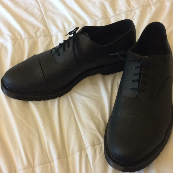 Ethical Wares Shoes   15 New Mens Black